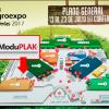 Ubicación Moduplak en Agroexpo 2017