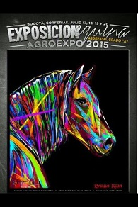 expoequina agroexpo 2015